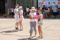 «Водные игры»: праздник спорта и здоровья!